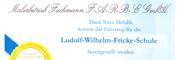 Ludolf-Wilhelm-Fricke-Schule - Logo